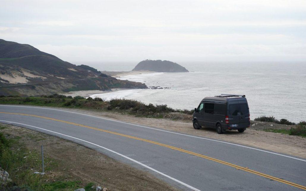 Big Sur Sprinter Van