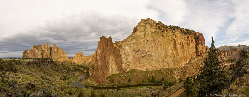 Smith Rock in all it's glory