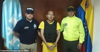 Infamous paedophile who abused 276 children in a year is jailed for life in Colombia.