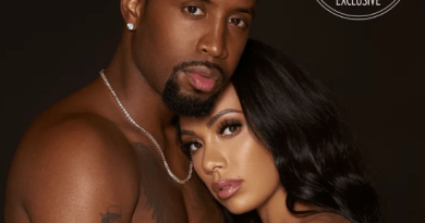 Engagement photos of Safaree and Erica Mena is released as they grace People Espanol
