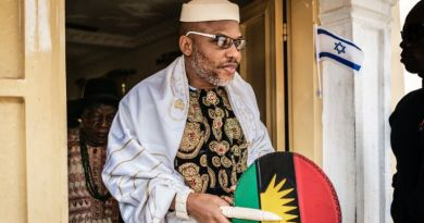 2019 Election: Nnamdi Kanu tells Igbo in South East to vote, remain in slavery
