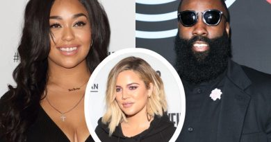 Jordyn Woods accused of 'hooking up' with Khloe Kardashian's ex-James Harden the night after she got intimate with Tristan Thompson