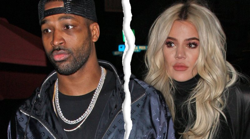"""Khloe Kardashian posts cryptic message about giving up """"what you love"""" after Tristan Thompson was supposedly seen flirting with several women on Valentine's Day"""