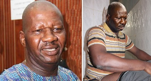 Baba Suwe dying; and has been abandoned by colleagues