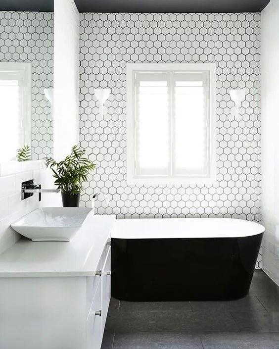nid d abeille dans votre salle de bain