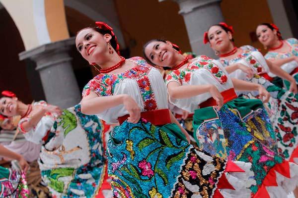Vestidos De Baile Folklorico