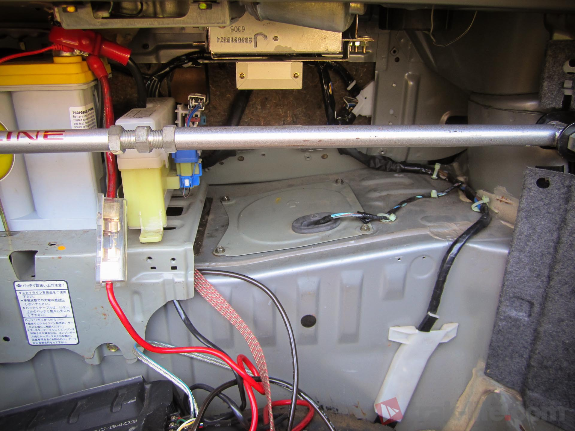 S13 Engine Bay Wiring Pinout Diy Walbro 460l E85 Fuel Pump Install Upgrade On A Nissan