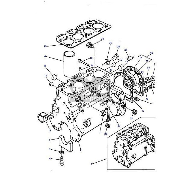 Kubota Zexel Injection Pump Diagram