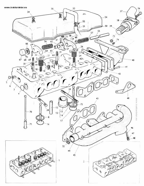 International 424 Wiring Diagram