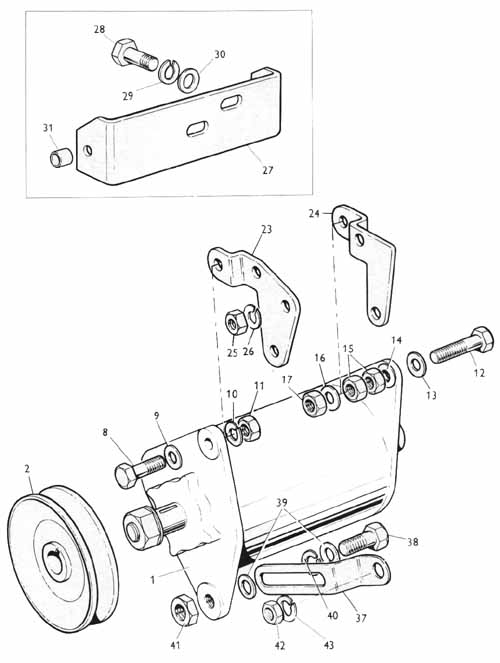 Mey Ferguson Tractor Fuel Filter, Mey, Get Free Image