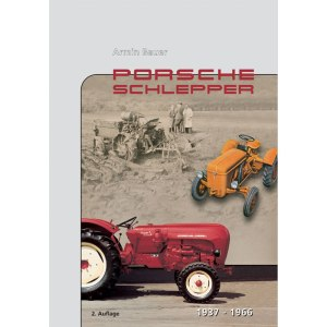 Porsche-Schlepper Traktoren Armin Bauer