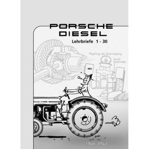 Porsche-Diesel Lehrbriefe 1-30 Traktoren