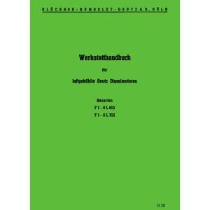 Werkstatthandbuch FL612-FL712