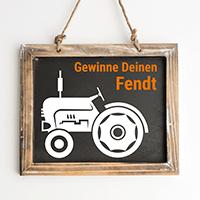 Fendt traktor gewinnen zur Agritechnica