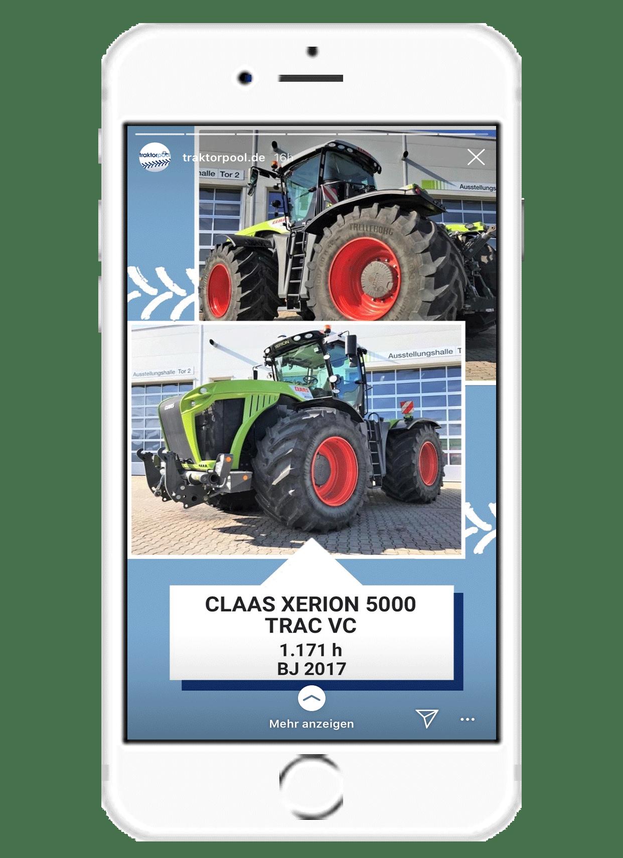 traktorpool auf Instagram