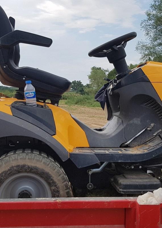 Trakya Çim Makina Ekipman Parkı