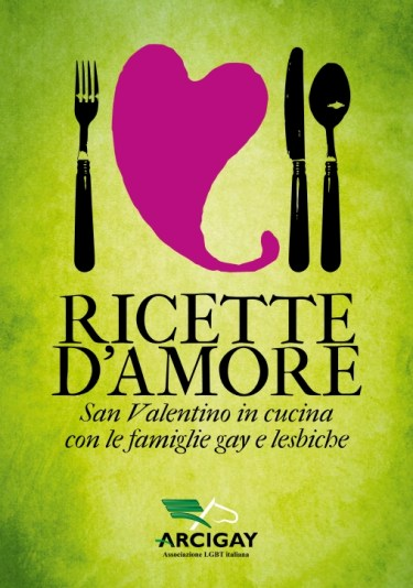 ricettedamorearcigaycover