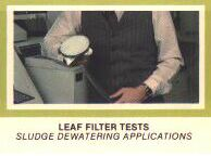 [Polymers: Leaf Filter Tests]