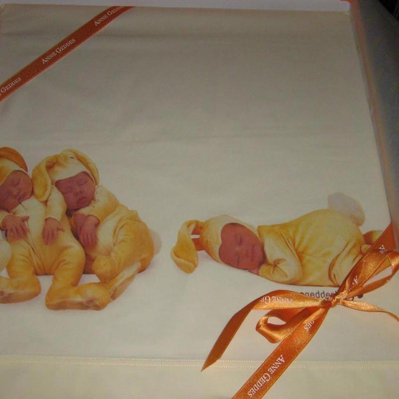 Anne geddes baby piumone +paracolpi. Copriletto Culla Anne Geddes Bunnies Tramit It