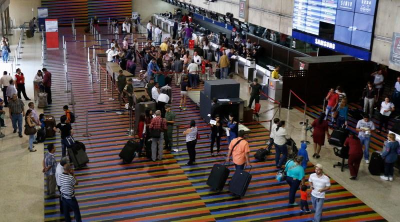 Conozca la nueva tarifa aeroportuaria en vigencia desde este miércoles 1 de marzo 2017