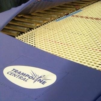 GMEX Trampoline Frame Pads