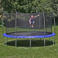 What's The Best Backyard Trampoline?  Reviews & Ratings