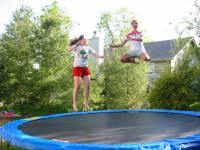 What Are The Best Trampolines For Your Backyard ...