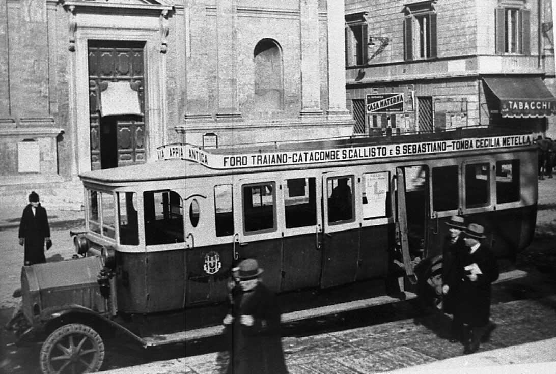Dalle origini alla riforma 19051929