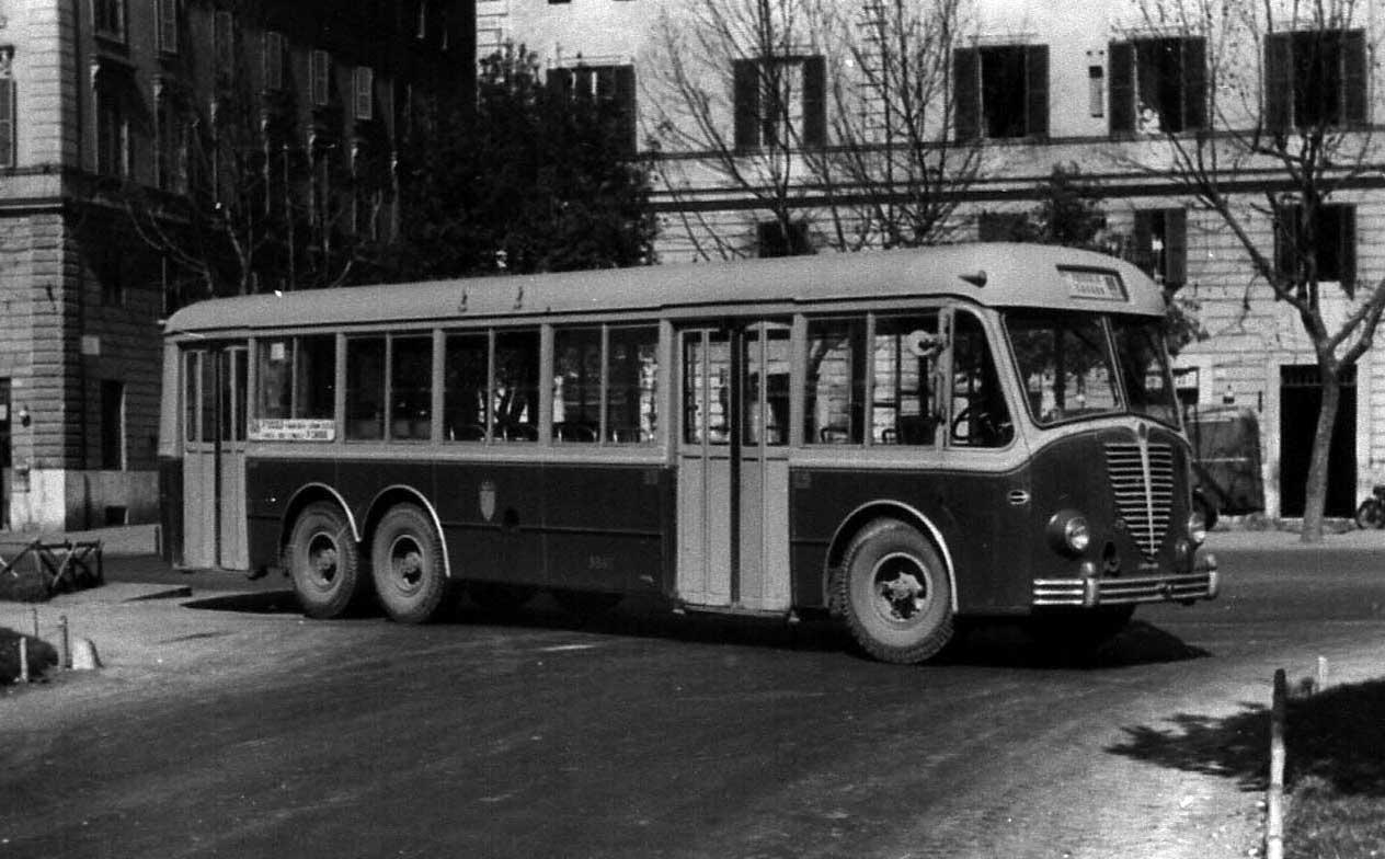 Dal 1950 al 1954 il cambiamento dei piani