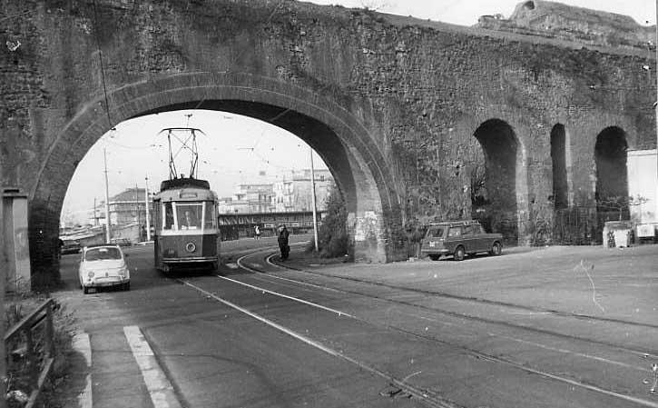 Le linee urbane dal 1935 al 1980
