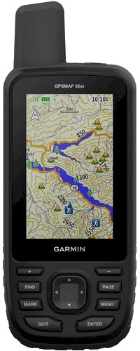 Tramsoft Gmbh Garmin Gpsmap 66 Series English