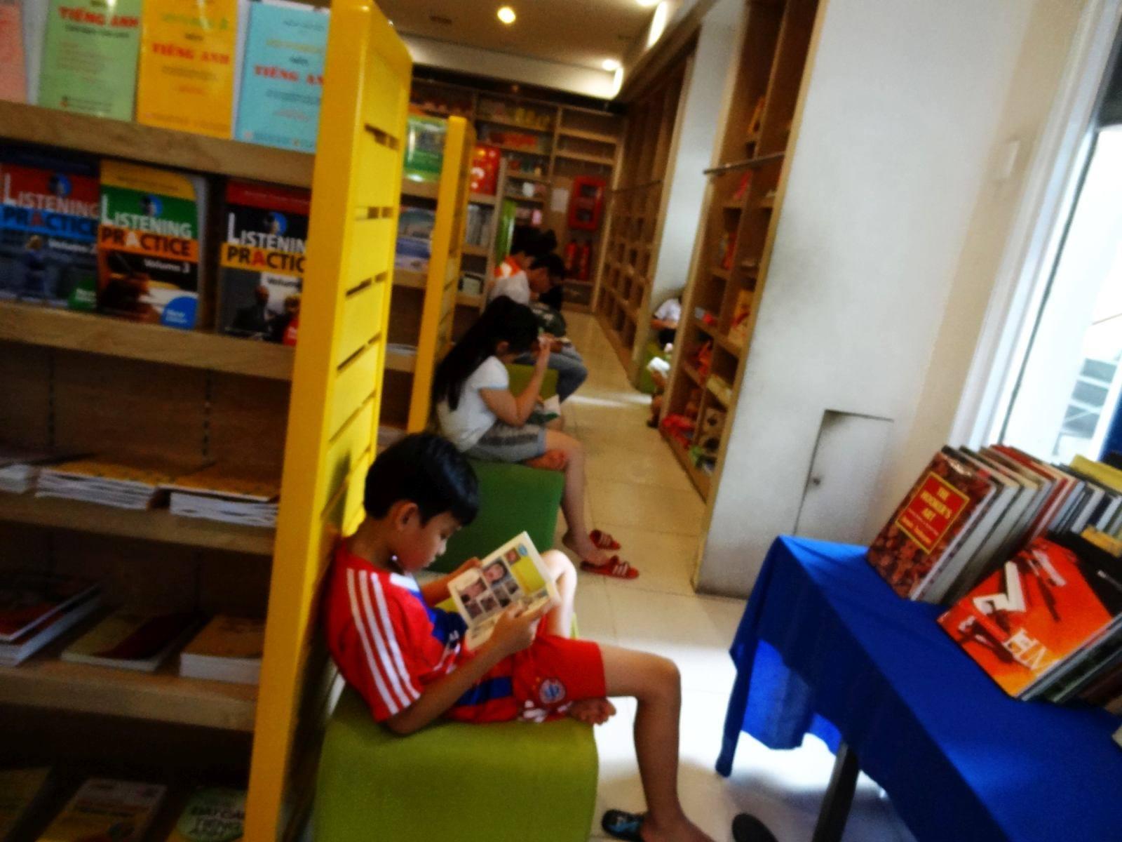 Wietnamczycy nie maja jeszcze kultury czytania