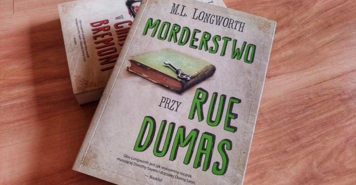 Morderstwo przy rue Dumas