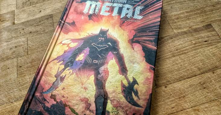 Batman Metal