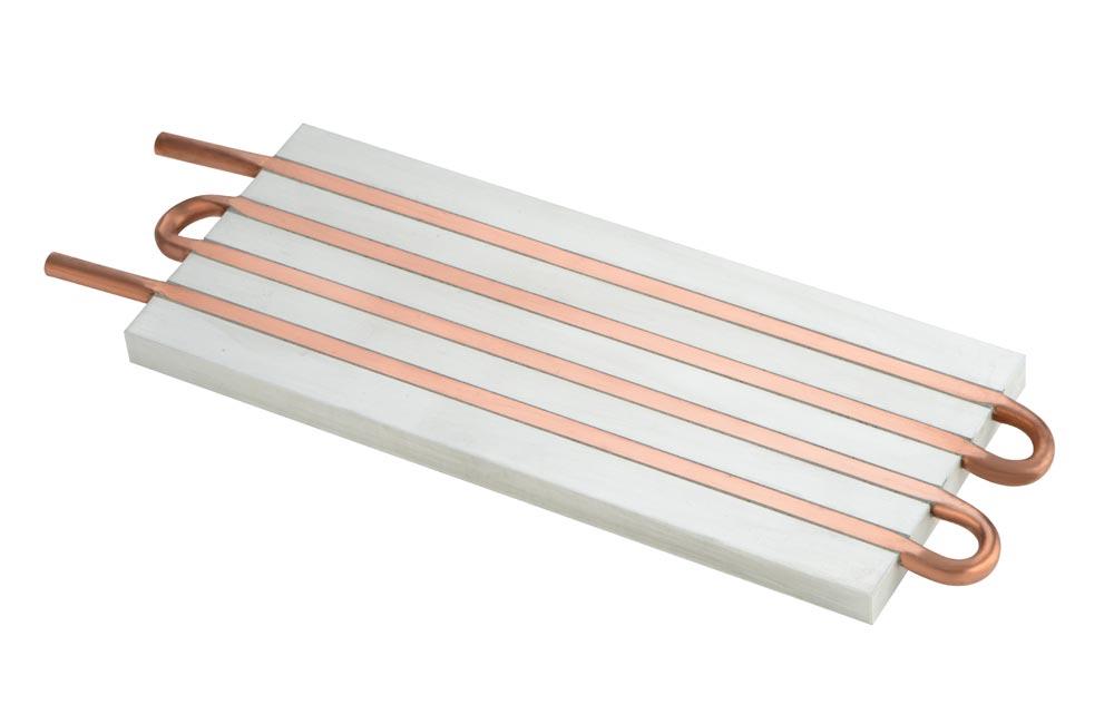 TranTec Corporation  Liquid Cooled Heat Sinks