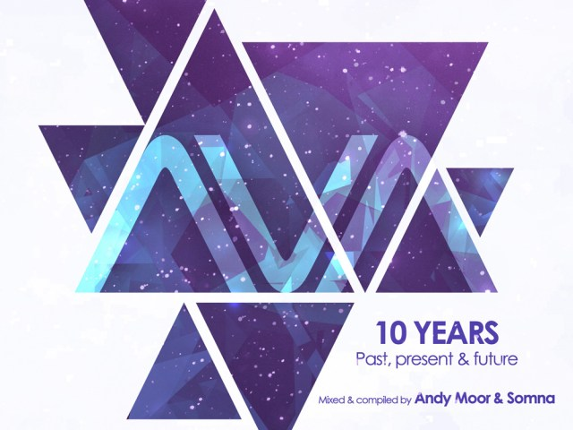 Andy Moor & Somna – AVA 10 Years: Past, Present & Future