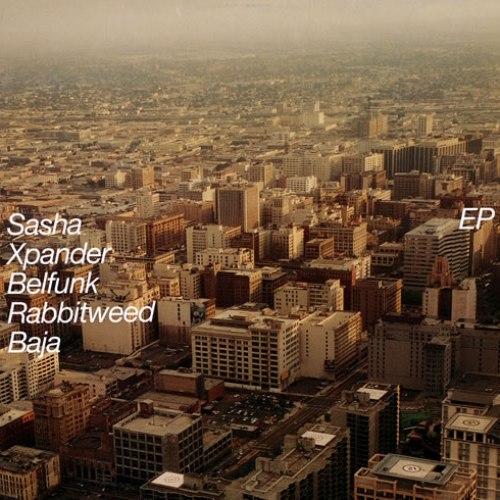 Sasha - Xpander EP