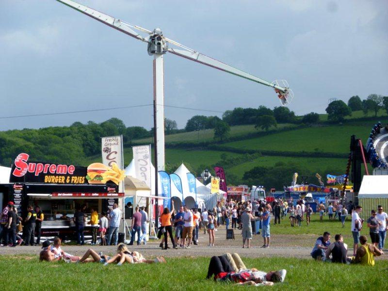 Festival Rides