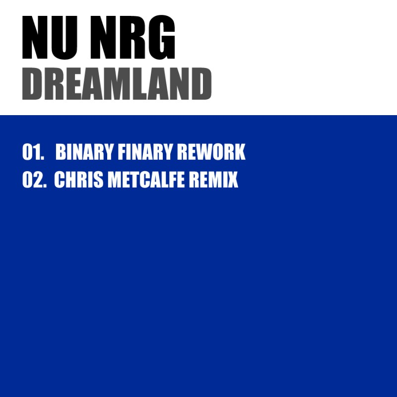 Nu NRG – Dreamland (2015 Remixes)