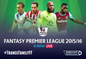 Fantasy Football 2015/16