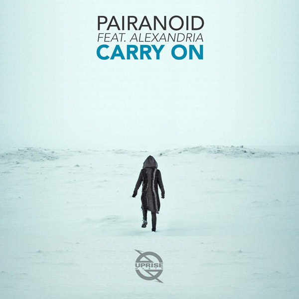 Pairanoid feat. Alexandria – Carry On