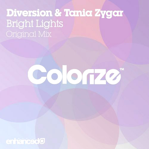 Diversion & Tania Zygar ‎- Bright Lights