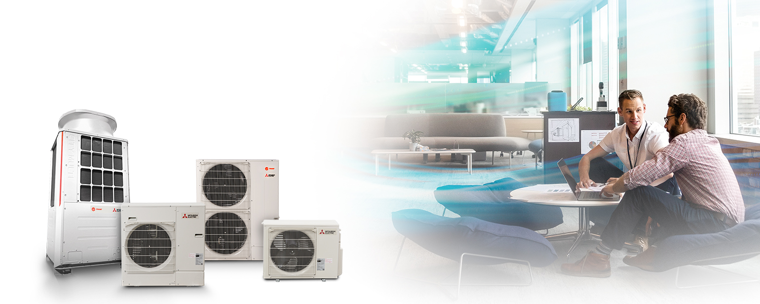 hight resolution of trane ductless hvac solutions