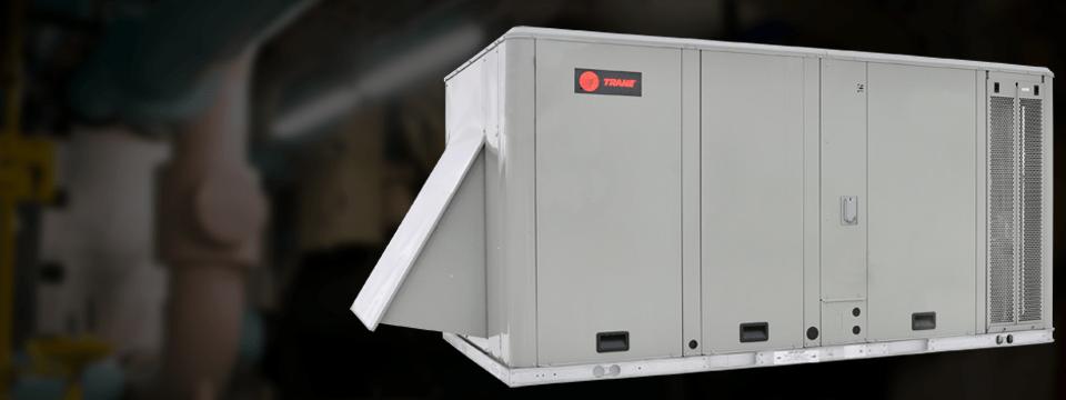 Ac Fan Wiring Diagram Hvac Trane Rooftop Units Precedent 3 To 10 Tons Trane