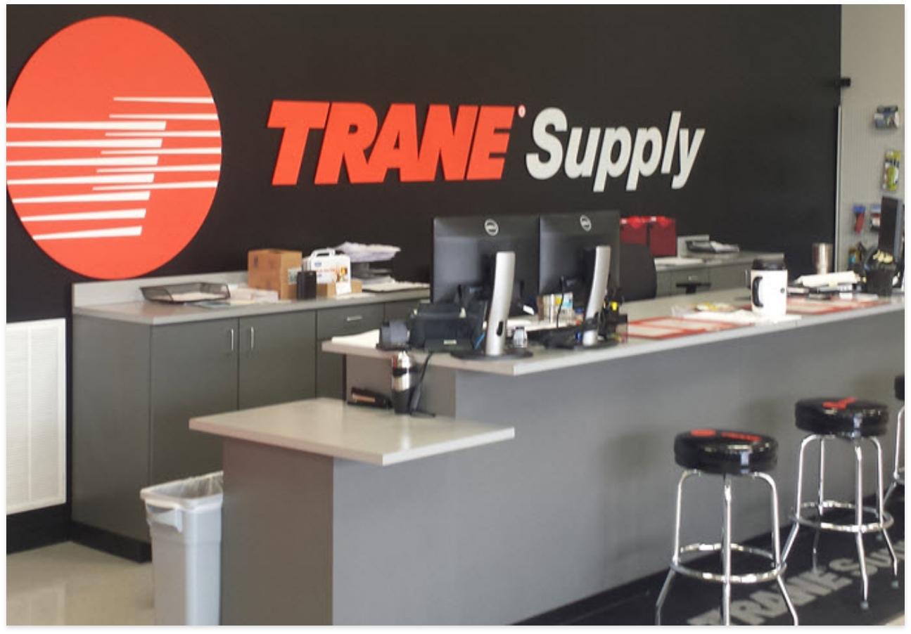 hight resolution of trane supply wichita