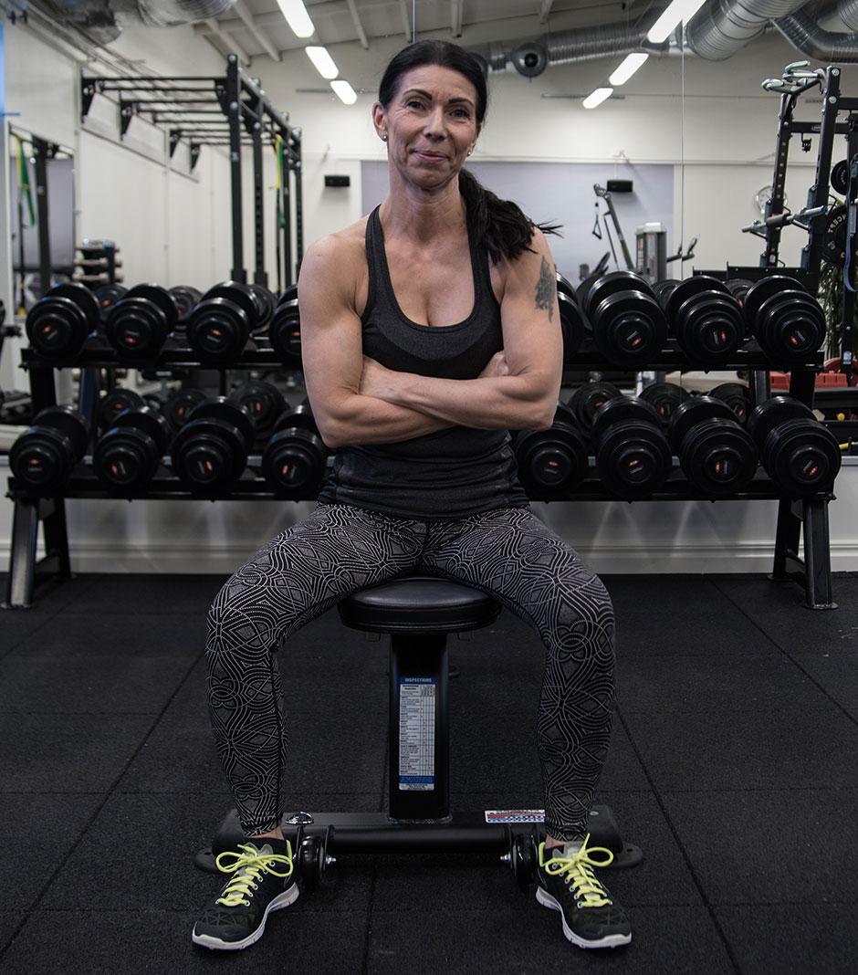 hur ska man träna på gym