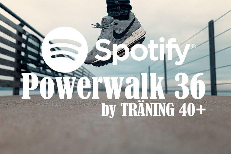 powerwalk 36