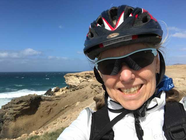 Cykelutflykt till La Pared