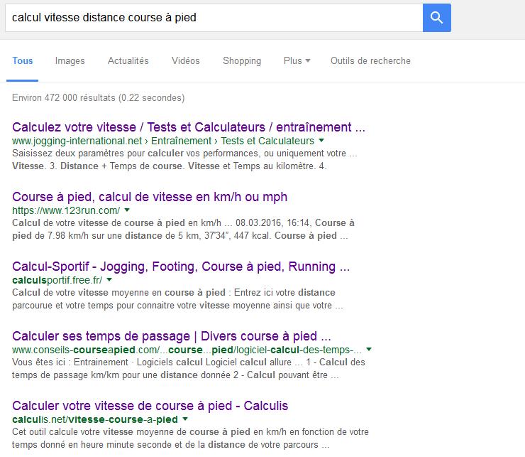 requete-google-calcul-vitesse-course-a-pied