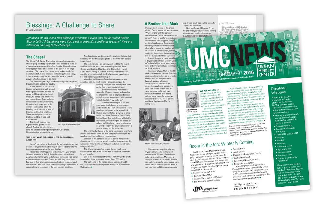 UMC Newsletter